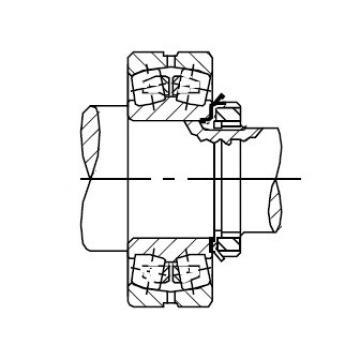 Original famous Timken  AN 24-W 24 Inch Accessories – Locknut and Lockwasher