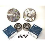 Front Wheel Hub & KOYO/NSK Bearing Assembly L/R Set HONDA CIVIC 2001-2005 Country of origin Japan Exc.Si