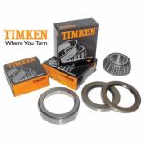 Timken Standard  Roller Bearings  HA590366 Rear Hub Assembly